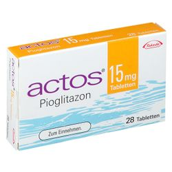 Actos 15mg